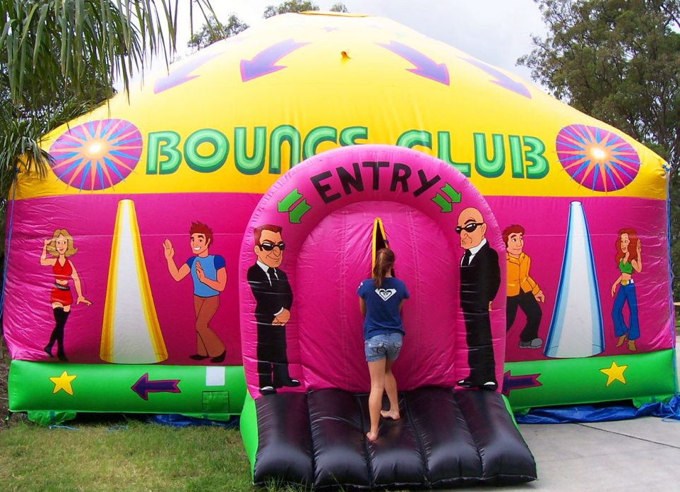 Bounce Club