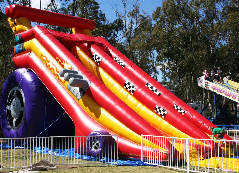 Dragster Slide