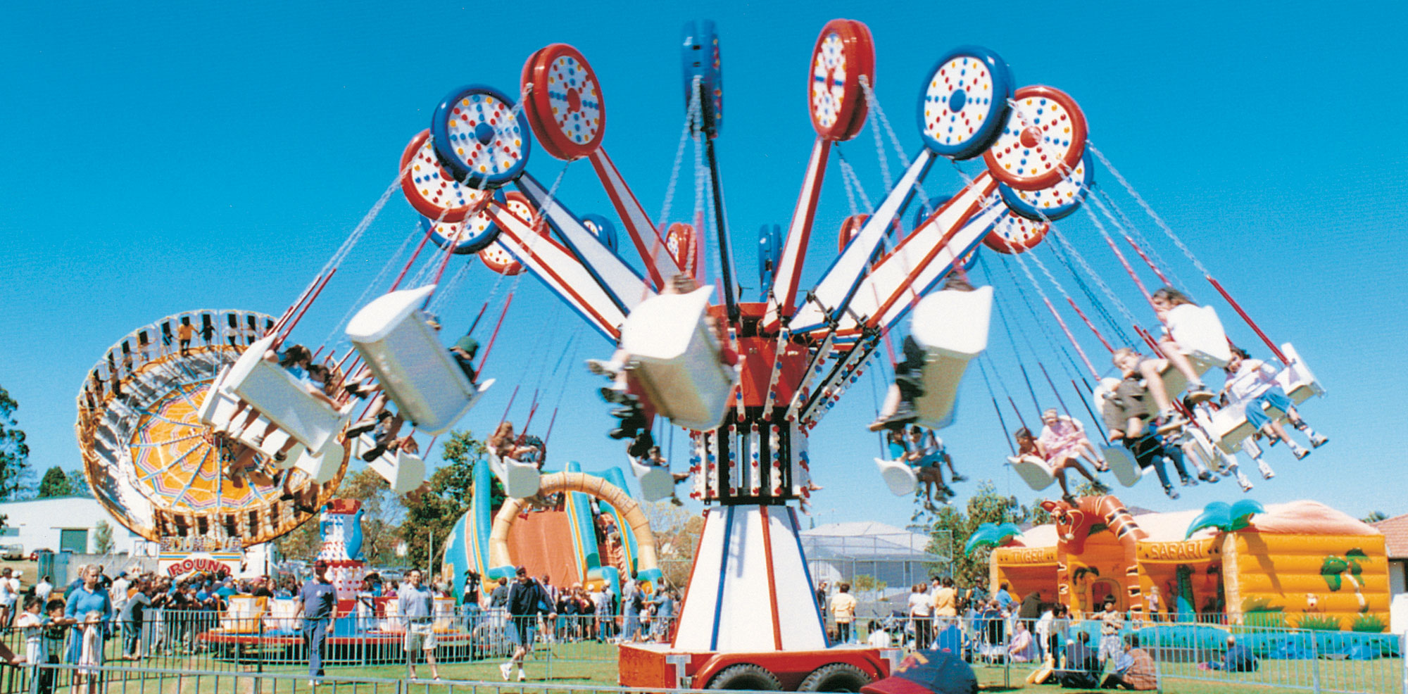 Amusement Rides and Inflatables