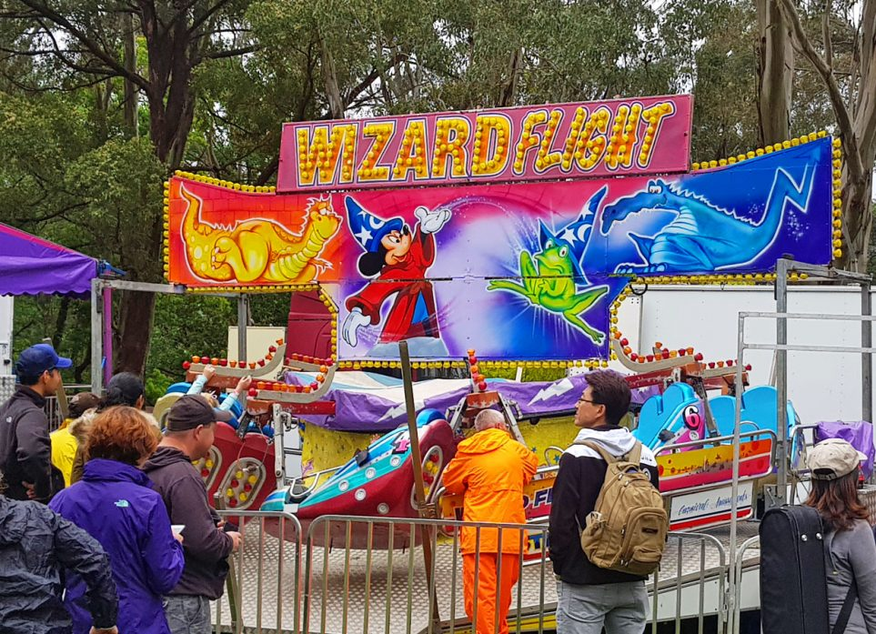 Wizard Flight